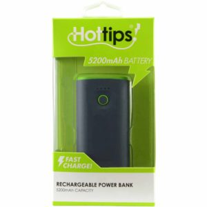 5200 MAH POWER BANK   USE 22207