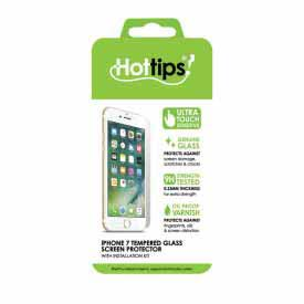 IPHONE 7 & 8 TEMPERED GLASS PROTECTOR