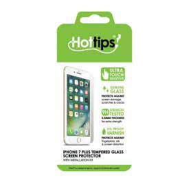 IPHONE 7 & 8 PLUS TEMPERED GLASS PROTECTOR