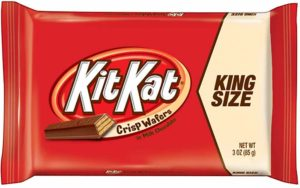 KIT KAT KING SIZE 3 OZ