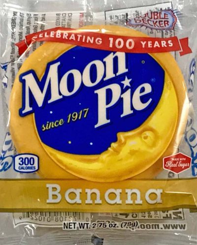 MOONPIE BANANA DOUBLE DECKER 2.75 OZ
