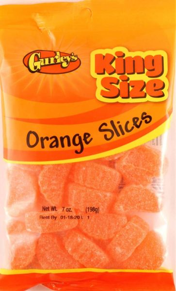 ORANGE SLICES 7 OZ