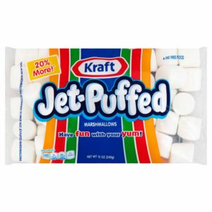 JET PUFFED MARSHMALLOWS 12 OZ