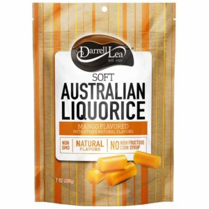 DARRELL LEA MANGO LICORICE 7 OZ