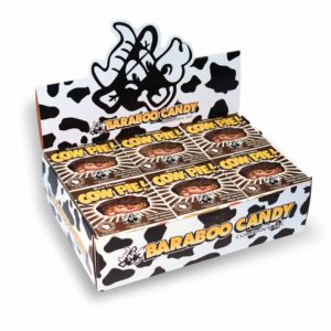 COW PIE DARK CHOCOLATE DISPLAY