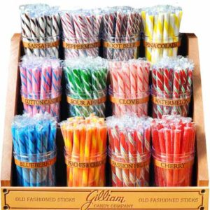 GILLIAM 12 JAR RACK FOR STICKS