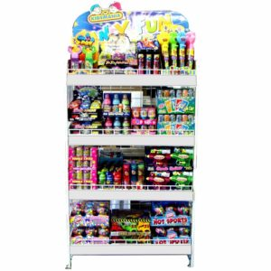 KIDS MANIA RACK WITH 228 ITEMS