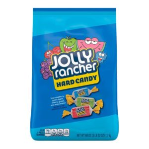 JOLLY RANCHER ASSORTED 3.75 LB BAG