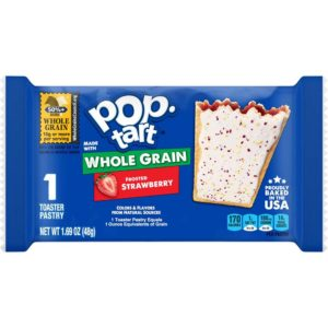 POP-TARTS STRAWBERRY 3.3 OZ