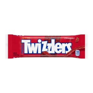 TWIZZLERS SRAWBERRY TWISTS 2.5 OZ