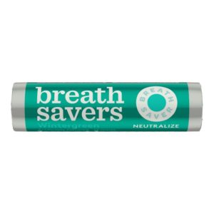 BREATH SAVERS WINTERGREEN MINTS .75 OZ