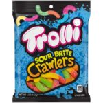 TROLLI SOUR BRITE CRAWLERS 5 OZ