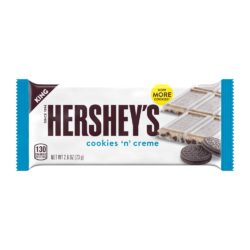 HERSHEY'S COOKIES N CR?ME 2.6 OZ