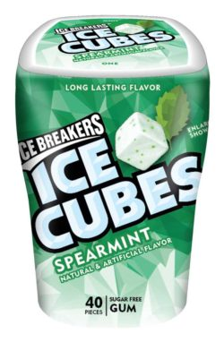ICE BREAKERS SPEARMINT BOTTLE PACK 3.24 OZ